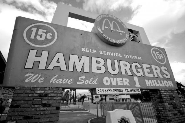 The Original McDonald's: A Museum in San Bernardino - California ...